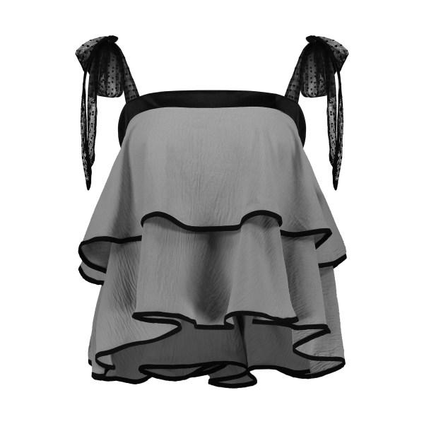 بلوز زنانه کیکی رایکی مدل BB2417-040