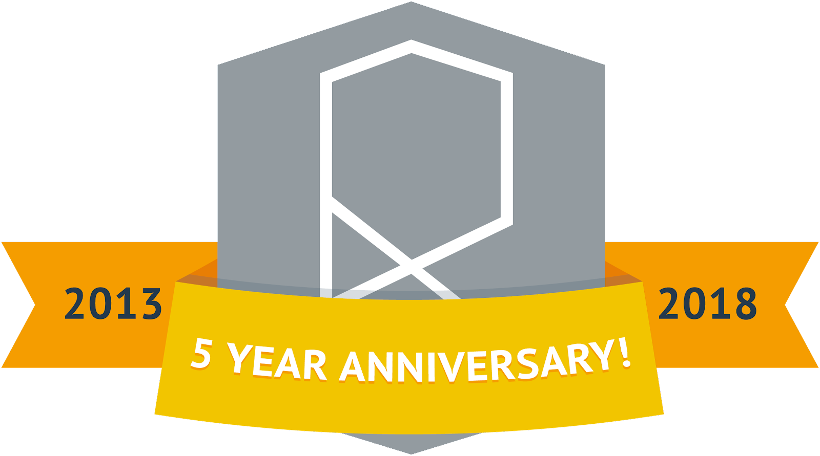 Internet Policy Review Logo Five Year Anniversary 2013 - 2018