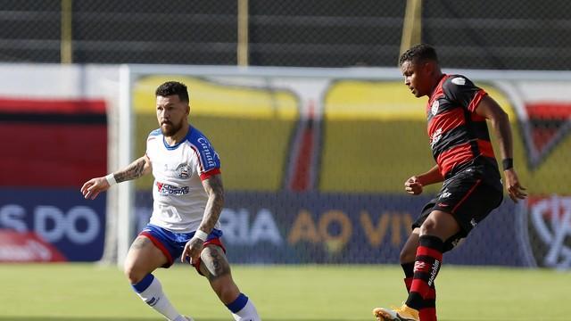 Samuel fez o gol da vitória do Leão no jogo