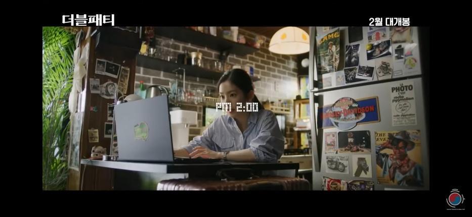 Beberapa potongan adegan dalam trailer film Double Patty.