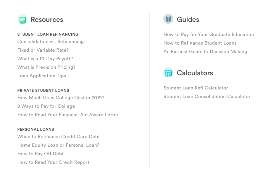 10 Day Payoff Request Letter.Best Student Loans Of 2019 Consumersadvocate Org