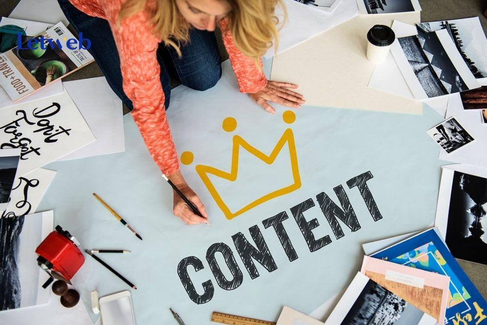 Hãy đảm bảo những nội dung trên website mới mẻ và có giá trị với người dùng