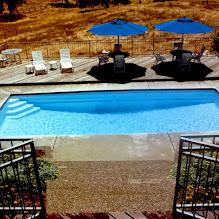 kolam renang fiber