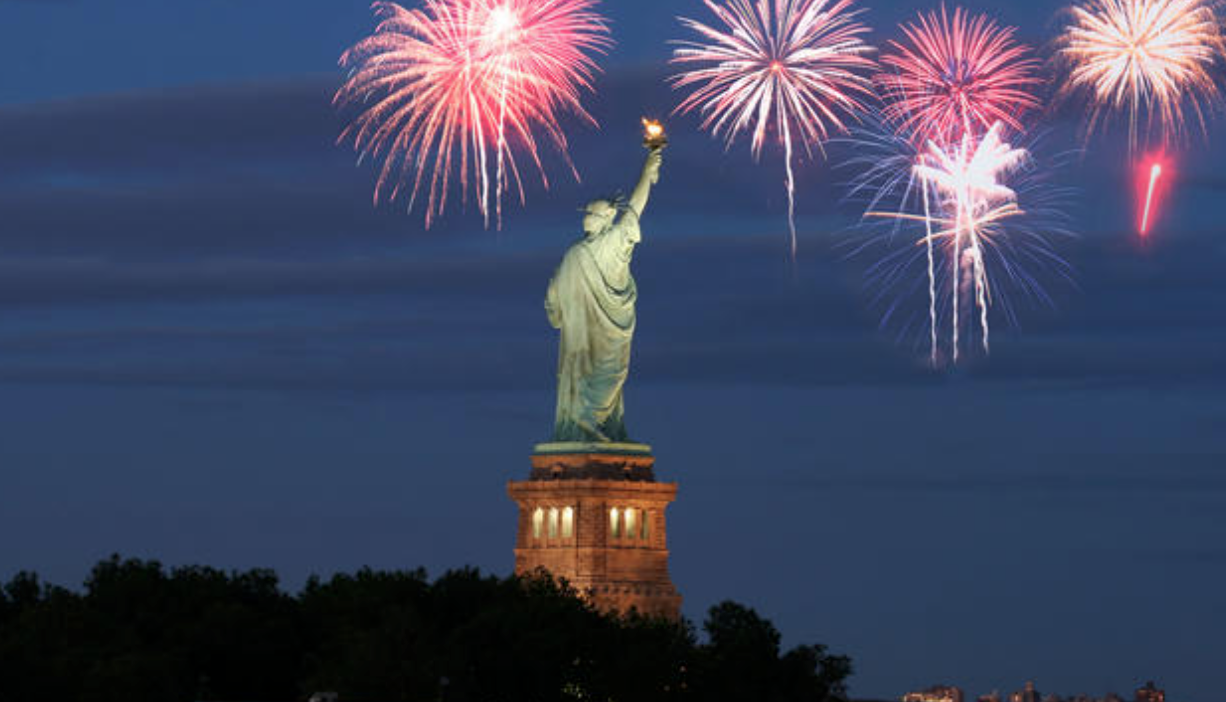 New York Social Diary 4th of July