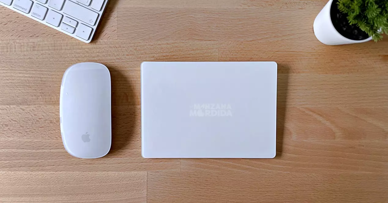 Bộ đôi Magic Mouse 2 và Macbook