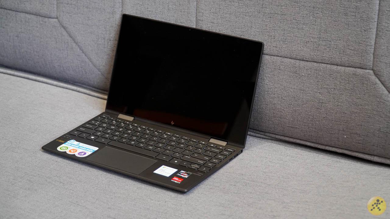 Thiết kế tổng thể của HP X360 13
