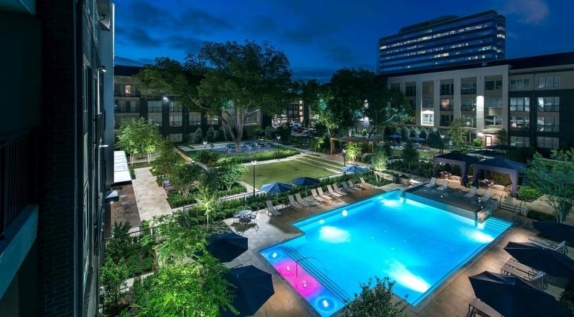 Everra Midtown Park apartments in Dallas, TX