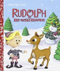 Image result for rudolph the red nosed book