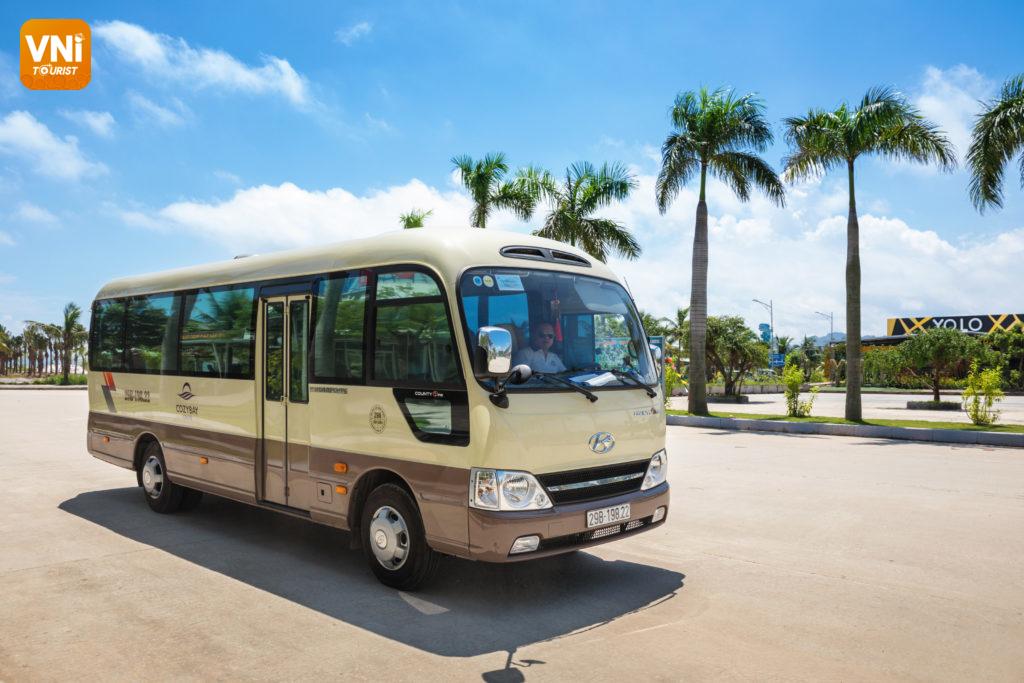 transportation to cuc phuong national park, ninh binh