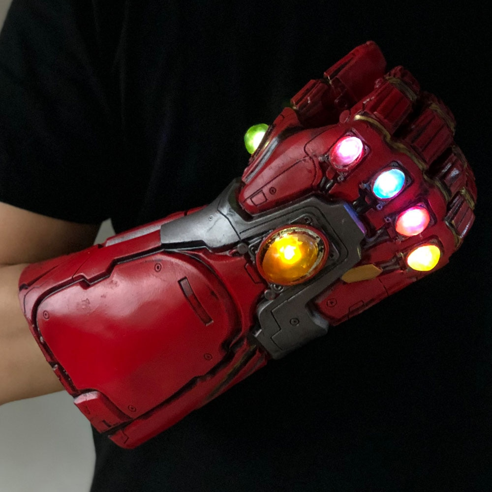 Iron Man Infinity Gauntlet