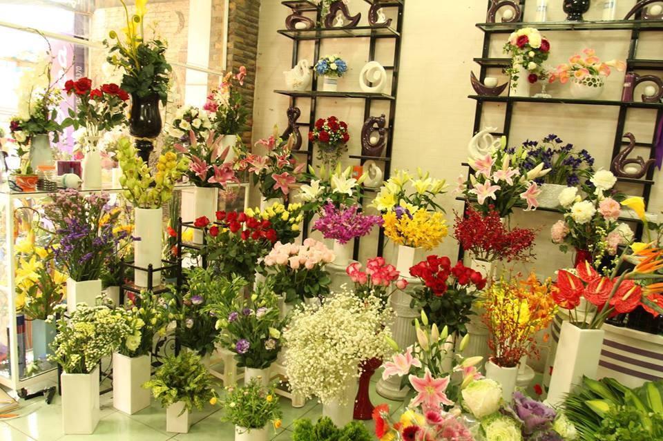 Kết quả hình ảnh cho shop hoa tươi sài gòn