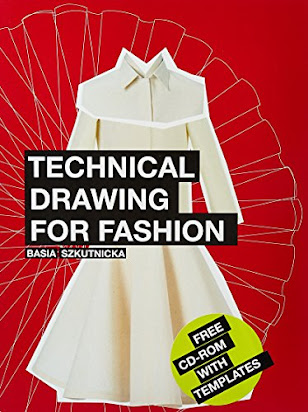X307 Book Free Pdf Flats Technical Drawing For Fashion Portfolio Skills Fashion Textiles By Basia Szkutnicka