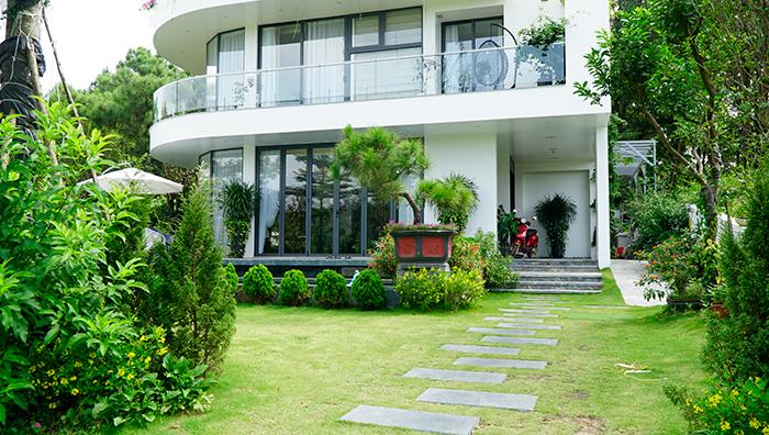 Thiết kế vườn biệt thự mang đến nhiều lợi ích cho chủ sở hữu cũng như làm đẹp cảnh quan nhà ở