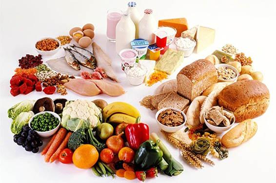 Những món ăn dành cho người có thể hình béo