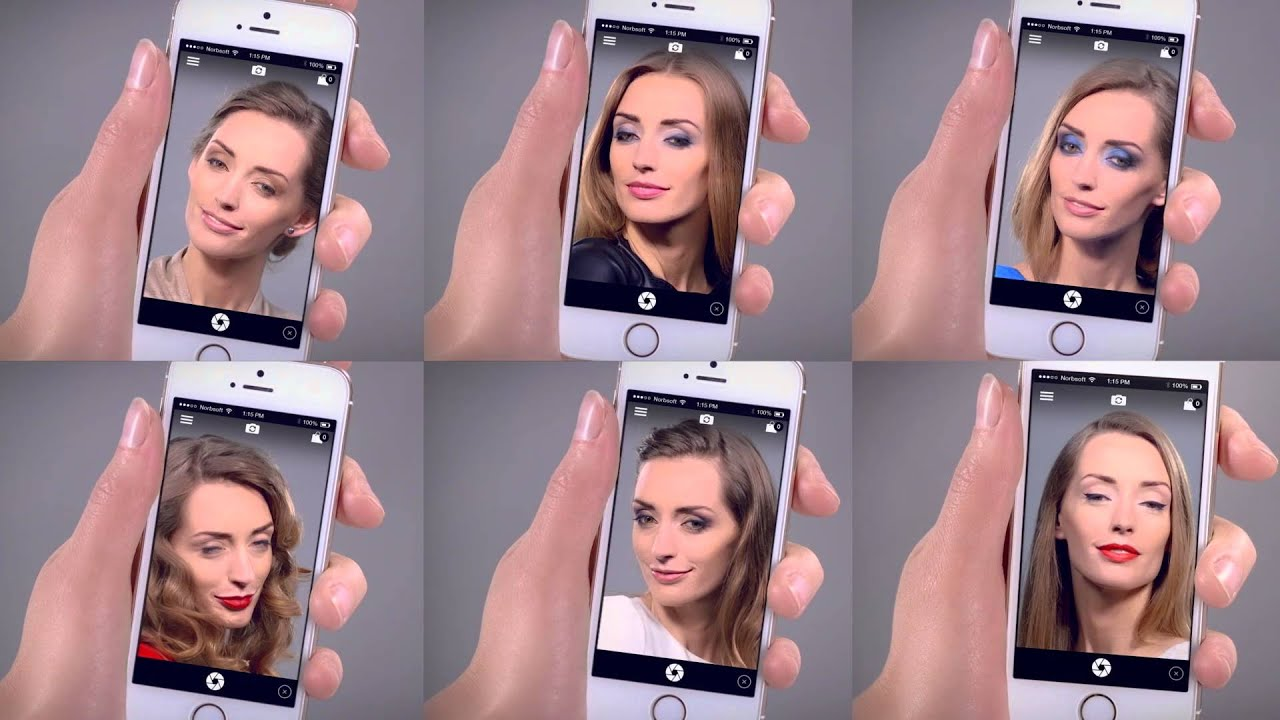 Check Out the Appearance of Various Colors and Styles with These New Virtual Makeup Apps