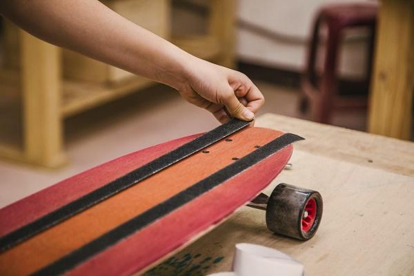 二回木-手作滑板