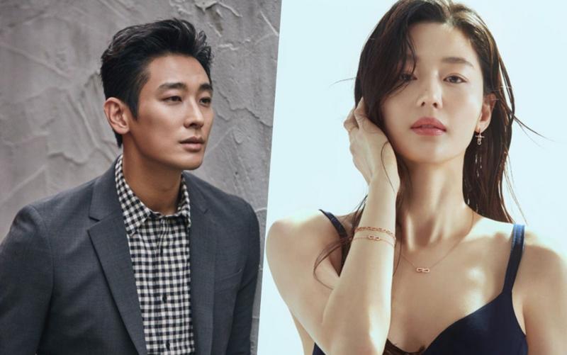 Joo Ji Hoon và Jun Ji Hyun