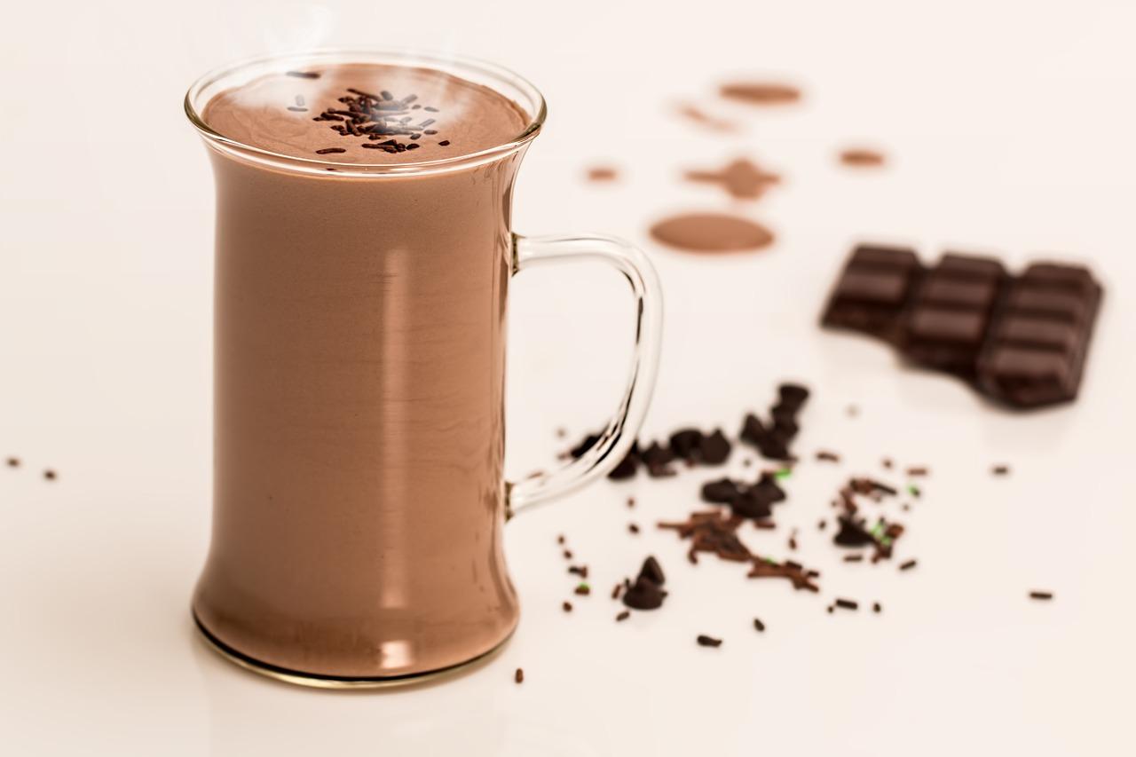 kakaojook valgel taustal