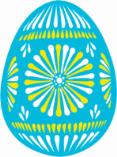 Výsledek obrázku pro kraslice omalovánky
