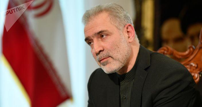 Посол Ирана в Беларуси Мостафа Овейси