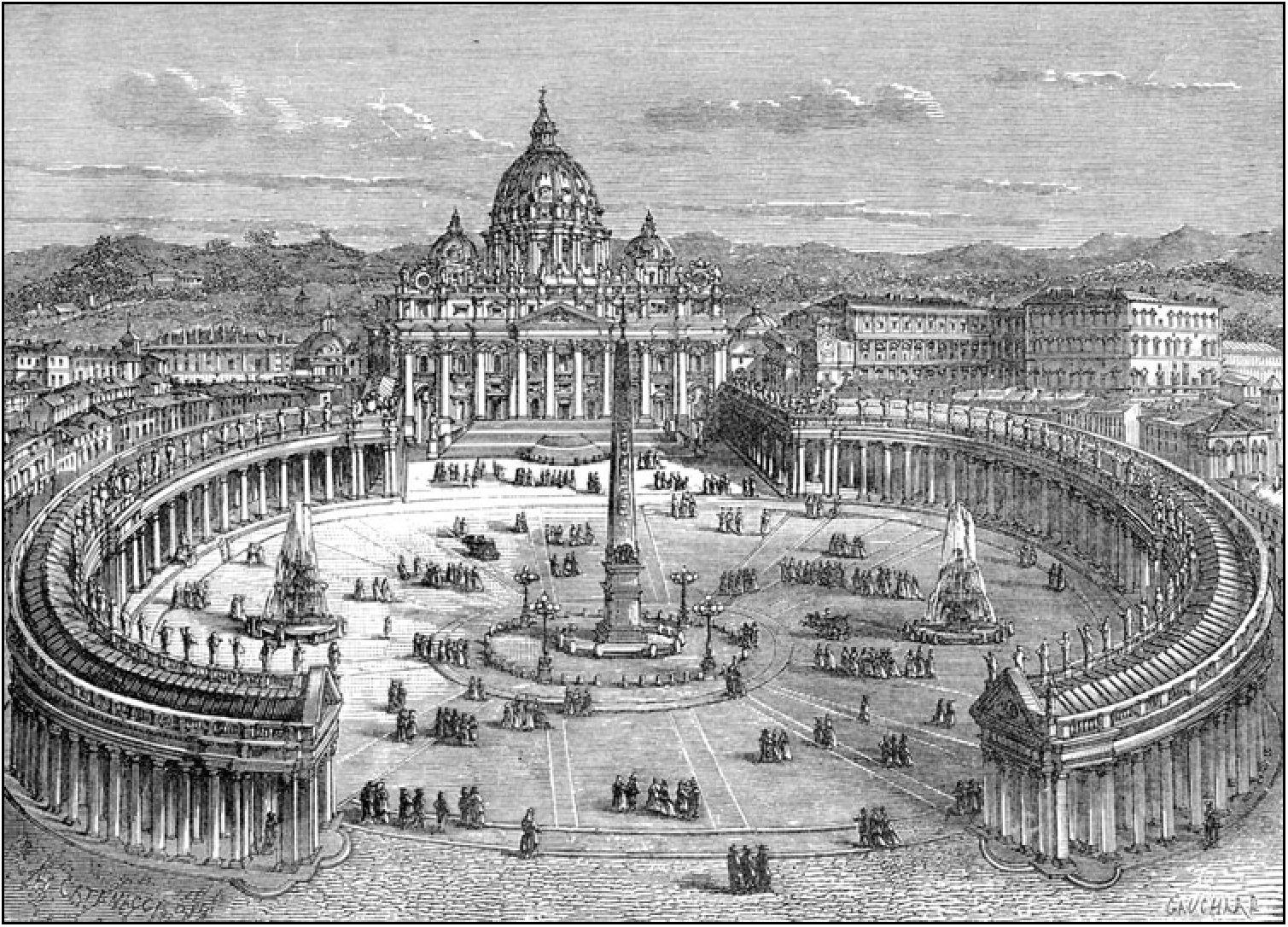 История Собора Святого Петра