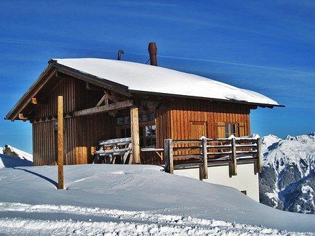 Austrian Ski Chalet, Montafon Ski Area