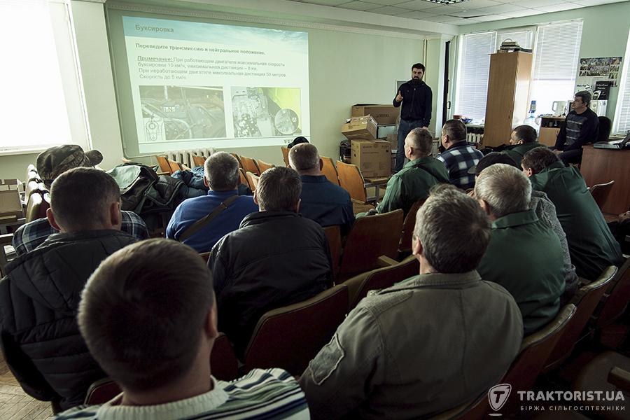 Про підготовку сервісних інженерів фото 2 LNZ Group