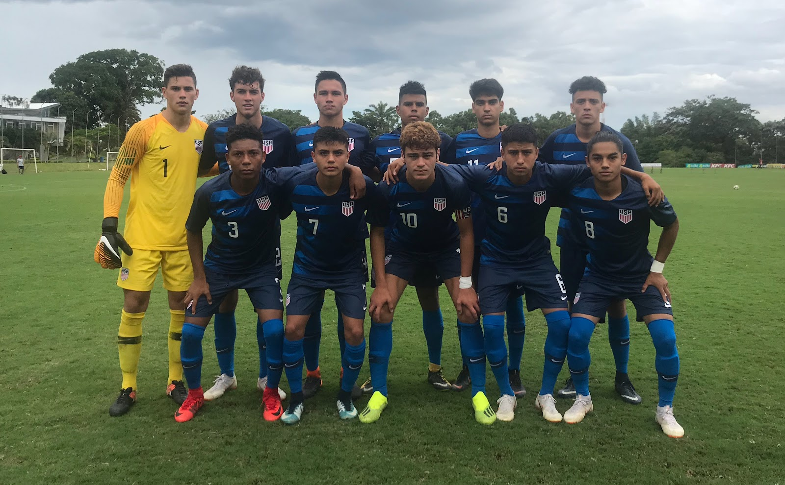 596287a31 TWENTY-ONE ACADEMY PRODUCTS CALLED UP TO U-17 MNT FOR TWO-GAME SETS IN  COSTA RICA