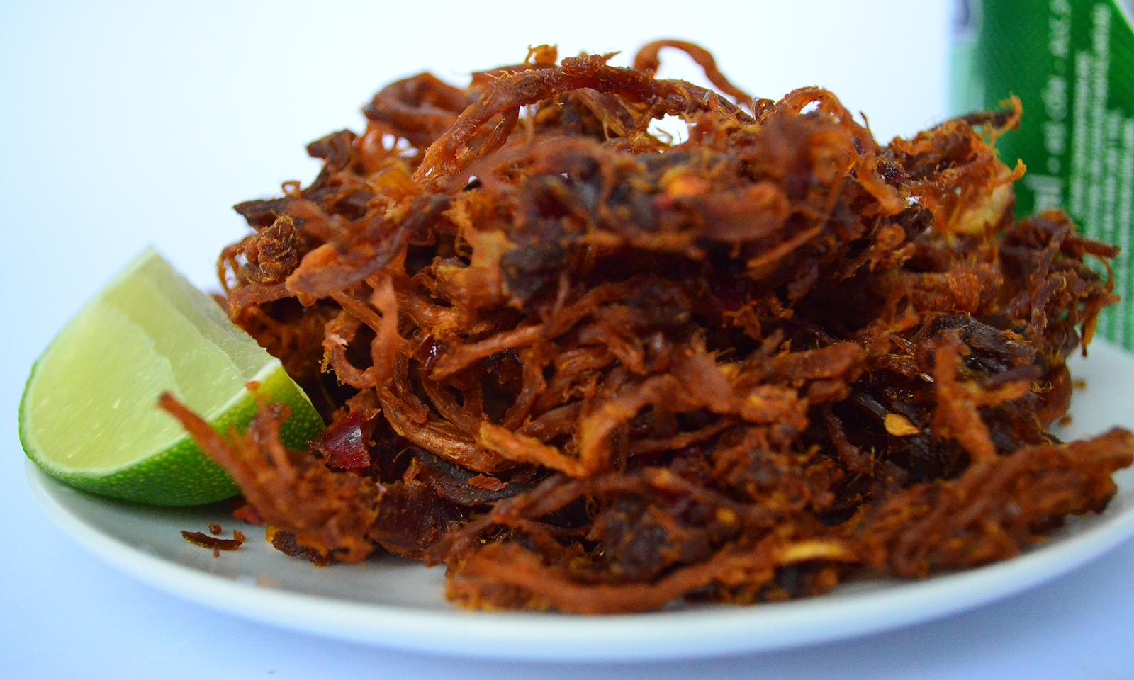 Những món ăn ngon từ thịt lợn