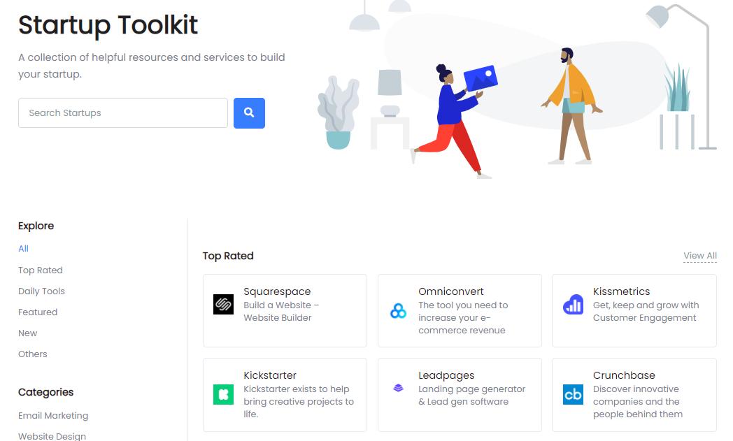 Squadhelp Startup Toolkit