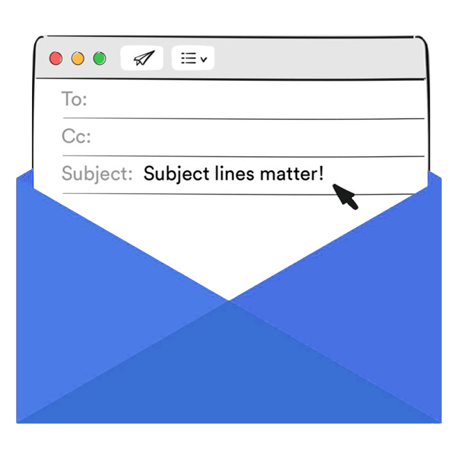 Best and top email subject lines for your email marketing campaign.