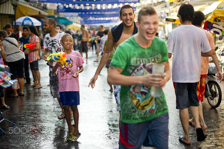 Có một lễ hội Songkran sôi động chờ bạn tham gia trong dịp tháng 4 tại Thái Lan - ảnh 10
