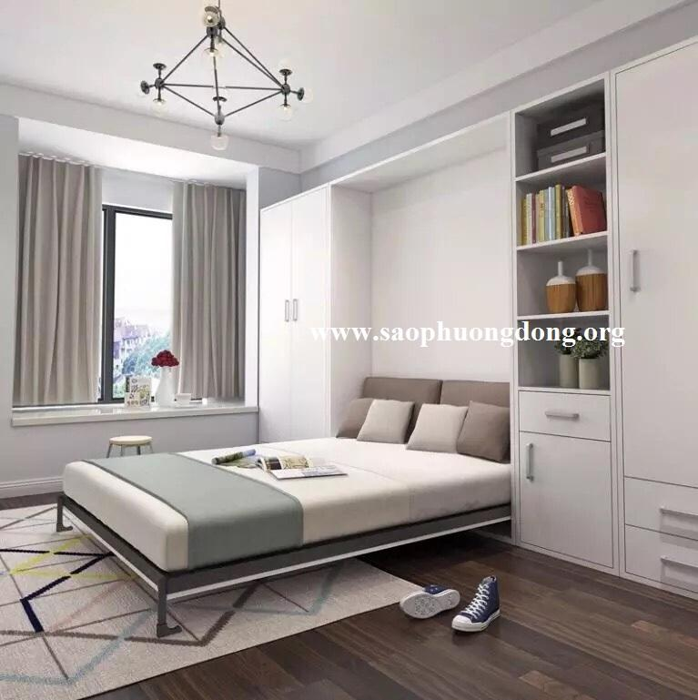Sản phẩm gường ngủ đa năng cho không gian sống thoải mái