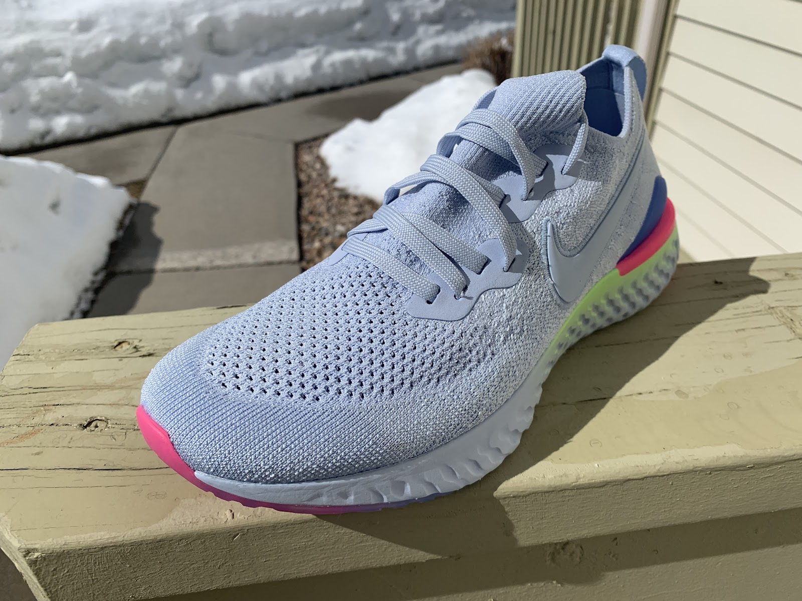 título región Funeral  Road Trail Run: Nike Epic React Flyknit 2 Review: A Subtle yet Significant  Update