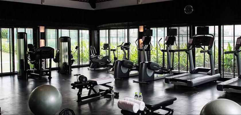 phòng gym FLC Luxury Resort Quy Nhơn