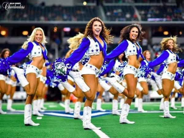 5 reasons 'Dallas Cowboys Cheerleaders: Making the Team' is a guilty  pleasure for Texans