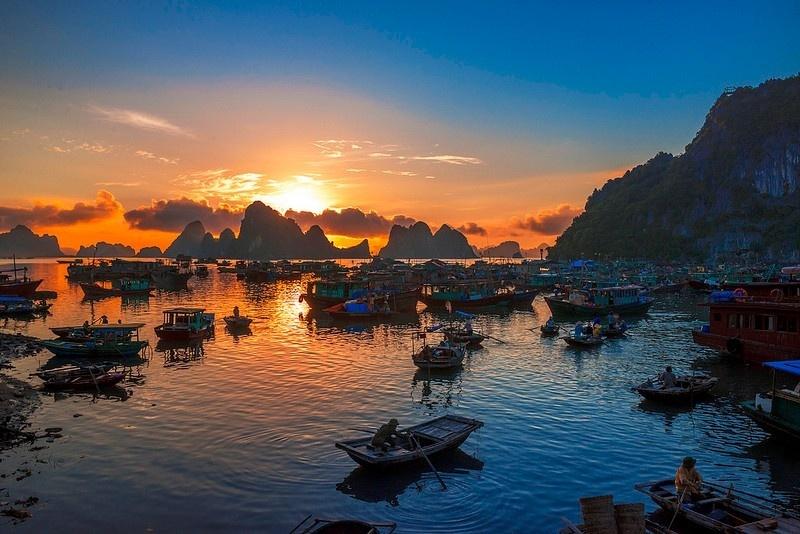 Đảo Cô tô chinh phục mọi người bởi cảnh sắc hữu tình