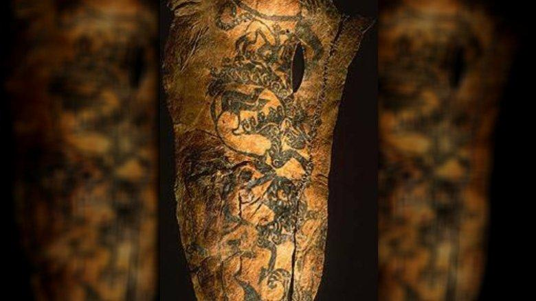 Image result for ancient tattoo