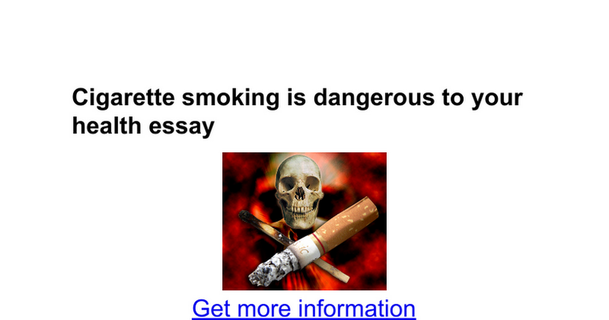 argumentative essays on tobacco Cigarette smoking essay time now many people have different views about smoking inpublic places smokers feel it is their right to smoke where and when theywant.
