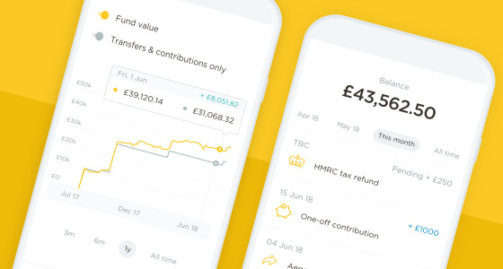 PensionBee app - be pension confident