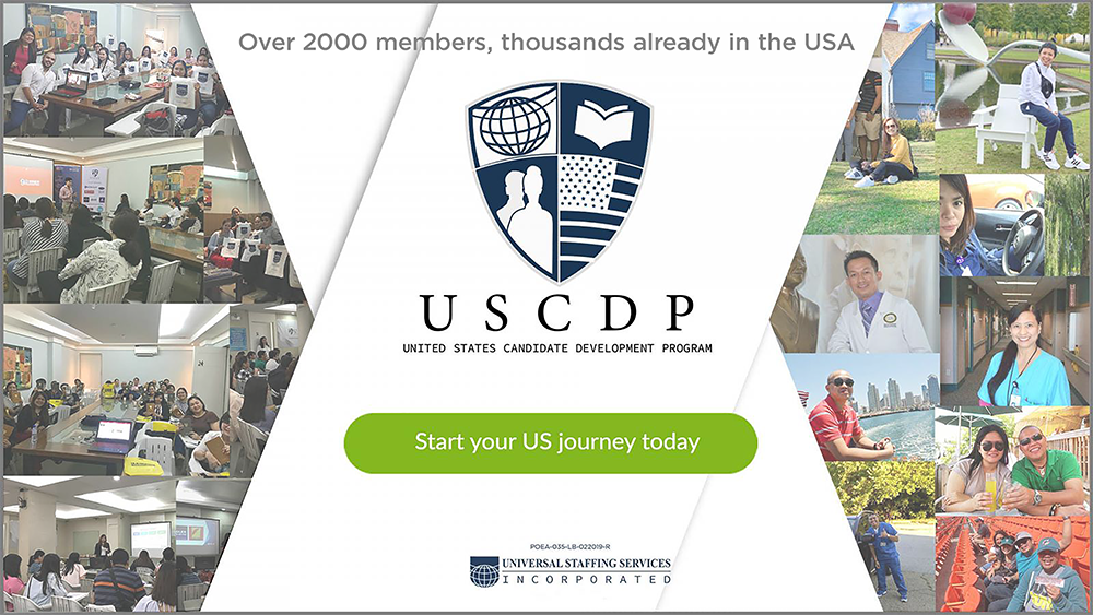 USCDP SIGN UP
