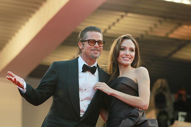 Hôn nhân của cặp đôi Angelina Jolie và Brad Pitt đã tan vỡ? | Điện ảnh |  Vietnam+ (VietnamPlus)