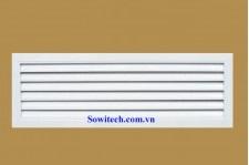 Cửa gió nan cong được sử dụng như thế nào?