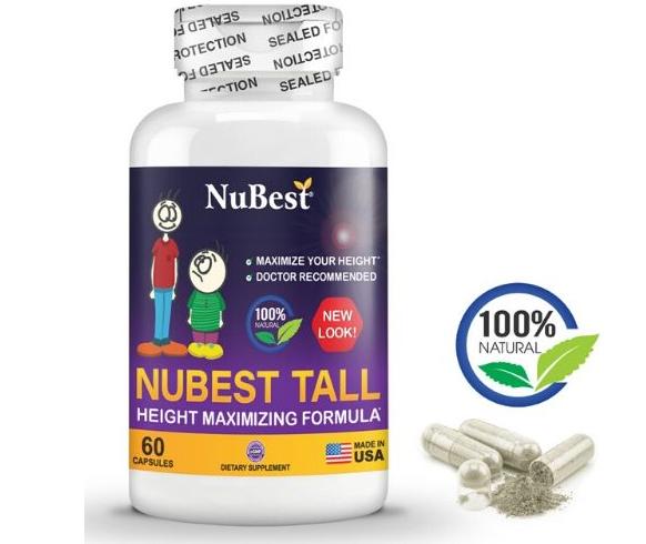 Nubest Tall Hỗ trợ tăng chiều cao