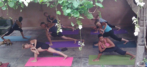 the temple lodge yoga