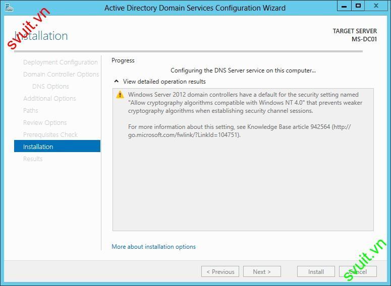 configure Active Directory on windows server 2016 (9)
