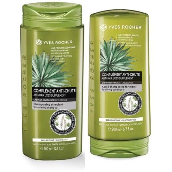 5. Yves Rocher BHC Anti Hair Loss Shampoo