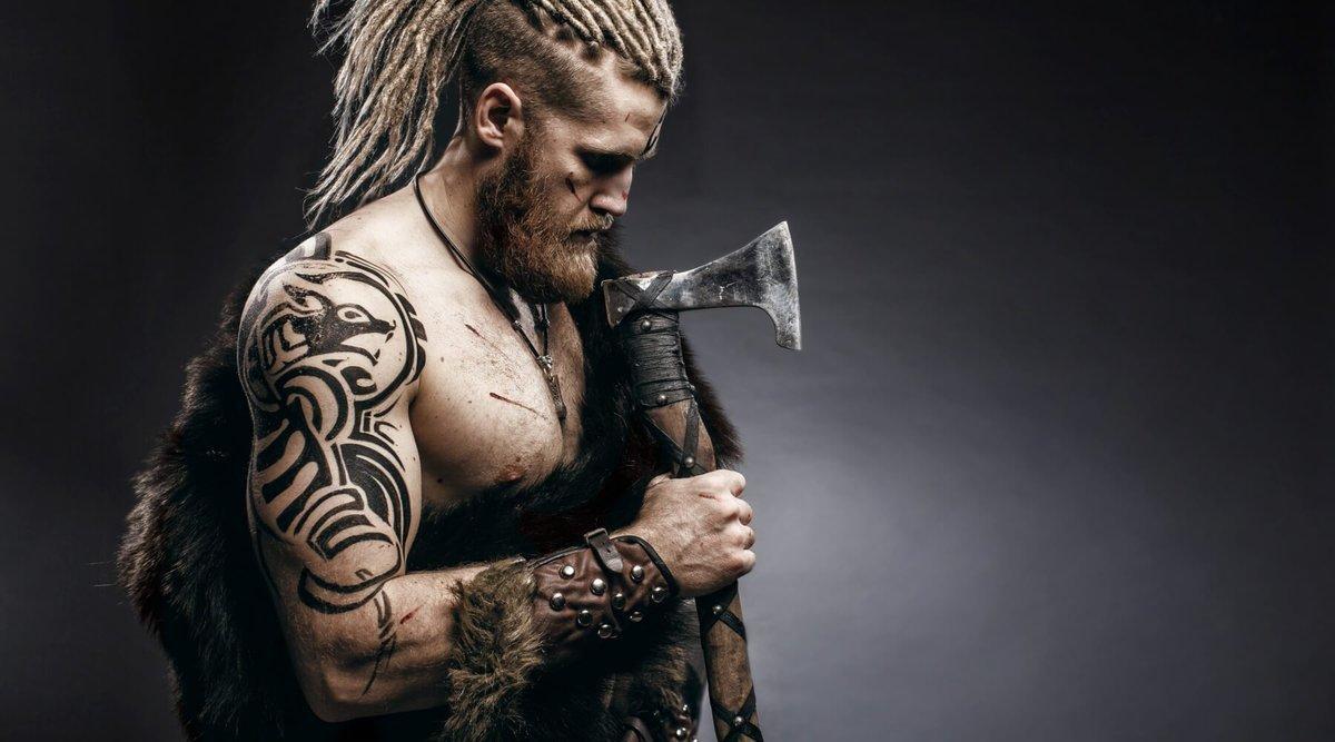 Viking Tattoo History & Meanings – VikingsBrand