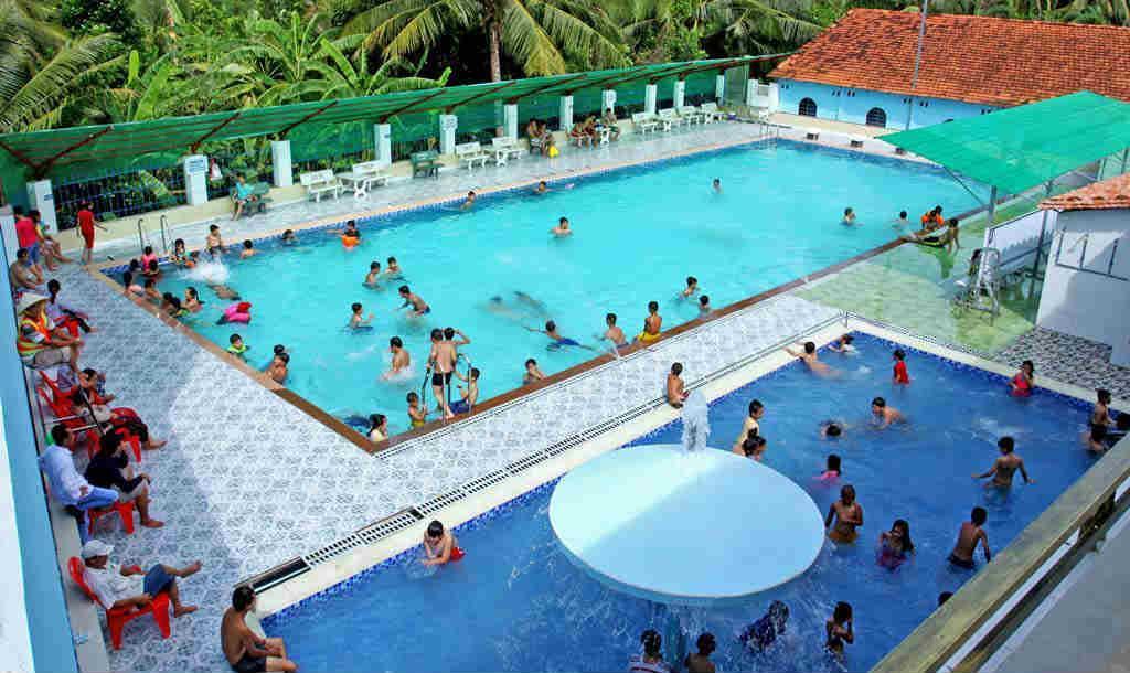 Kết quả hình ảnh cho Kích thước tiêu chuẩn bể bơi