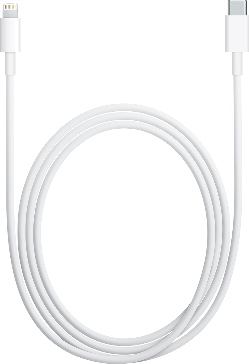 Apple iPhone USB-C charge cable